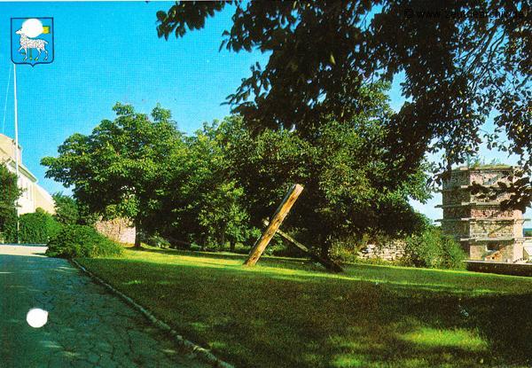 """Kartengrüße der Besatzung der MS """"Zeulenroda"""" von Gotland Schweden"""