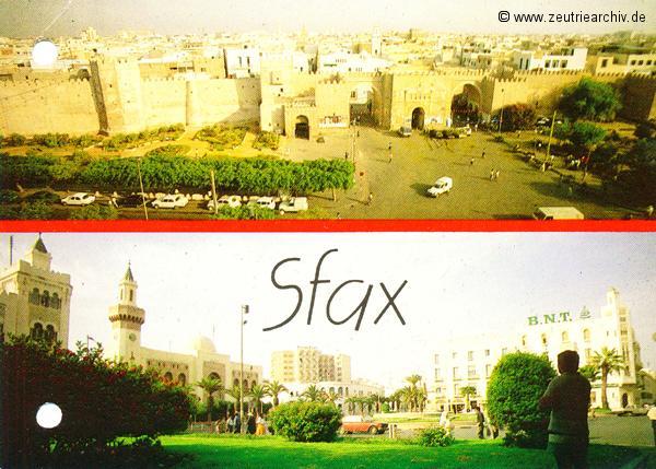 MS Zeulenroda Ansichtskarte Sfax