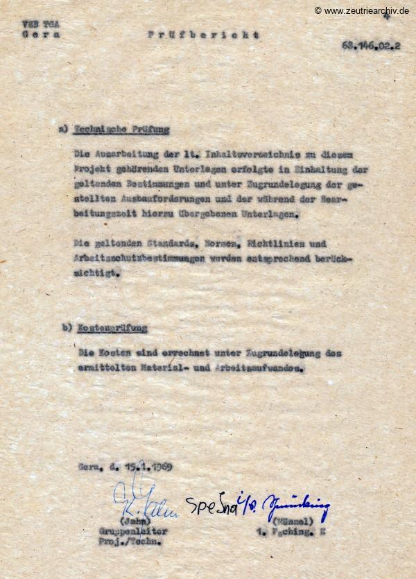 Ordner Licht und Kraftanlage des VEB Metallweberei Neustadt Orla Betriebsteil Zeulenroda Baderschneider Lenzner DDR heute Zeuro Zeutrie Möbel