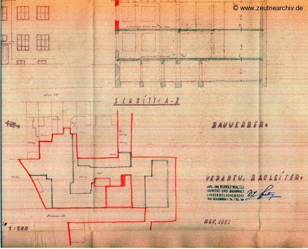 DWO23G des VEB Metallweberei Neustadt Orla Betriebsteil Zeulenroda Baderschneider Lenzner DDR heute Zeuro Zeutrie Möbel